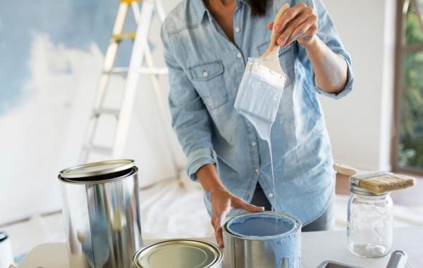 همه آنچه برای رنگ کردن خانه باید بدانید