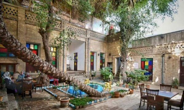 همزمان با هفته گردشگری؛ آب تنها خانه تاریخی فعال در اهواز قطع شد